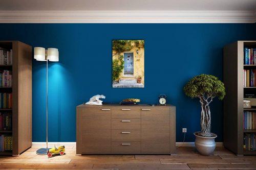Provence Door decor de style cosy