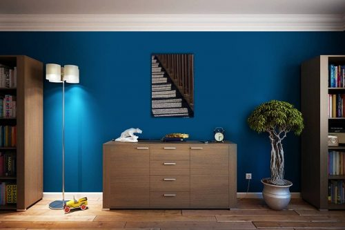 Stairs decor de style cosy