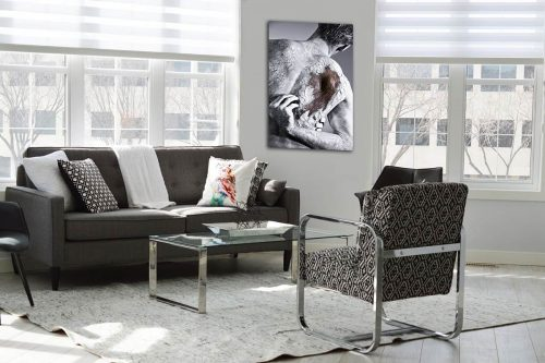 The rift decor de style moderne