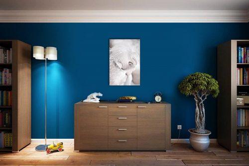 The snow white decor de style cosy