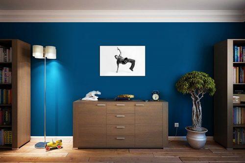 Breakdance 103 décor de style cosy