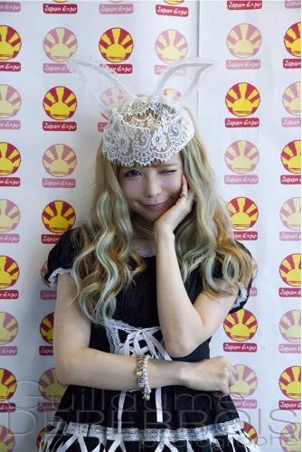 photoshoot Japan Expo Masuka