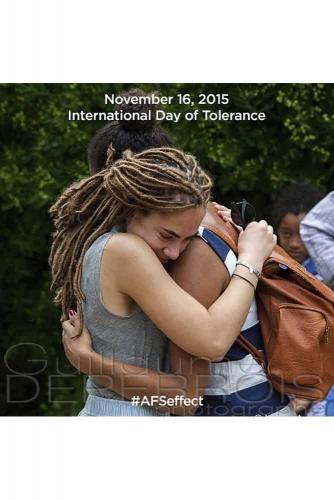 AFS New York journée de la tolerance