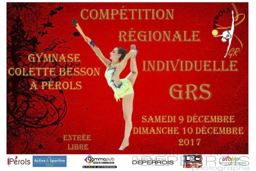 affiche competition GR