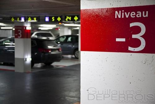 EFFIA Stationnement