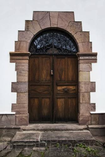 Porte basque